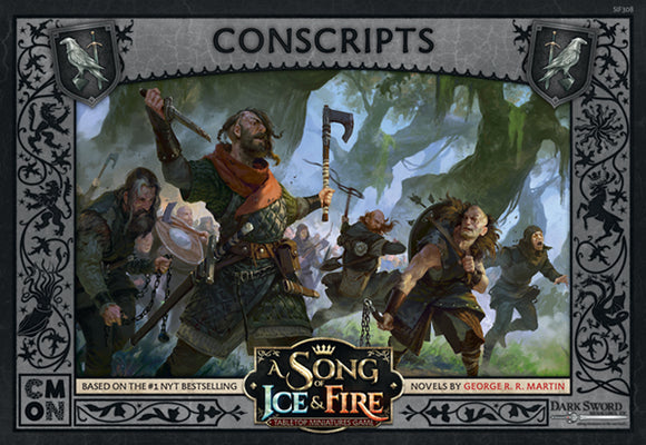 A Song Of Ice and Fire: Conscripts