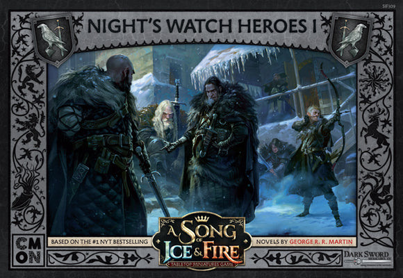 Night's Watch Heroes Box 1: A Song Of Ice and Fire Exp.