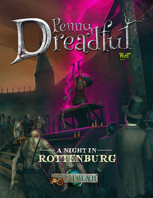 Penny Dreadful: A Night in Rottenburg