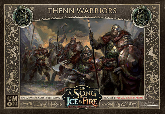 Free Folk Thenn Warriors: A Song Of Ice and Fire Exp.