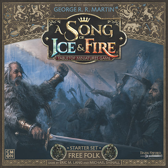 A Song Of Ice and Fire: Free Folk Starter Set
