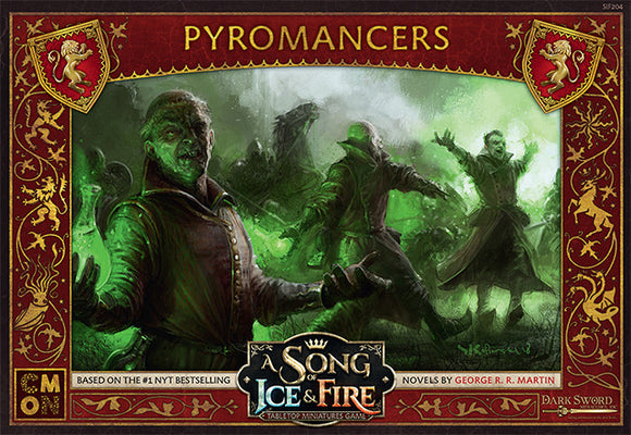 A Song Of Ice and Fire: Lannister Pyromancers