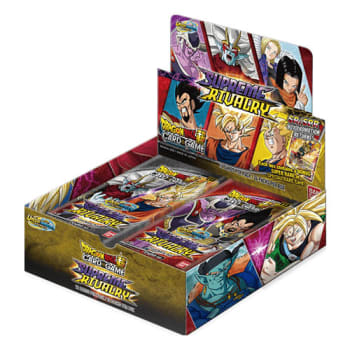 Dragon Ball Super CG: Booster Box - Supreme Rivalry (UW04)