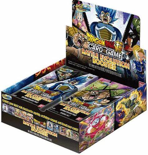 Dragon Ball Super CG: Booster Box - Battle Evolution
