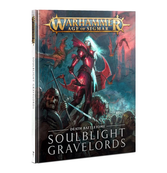 Age of Sigmar: Battletome: Soulblight Gravelords