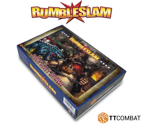 Rumbleslam Expansion: Back Alley Brawl