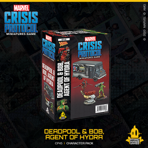 Marvel Crisis Protocol: Deadpool & Bob