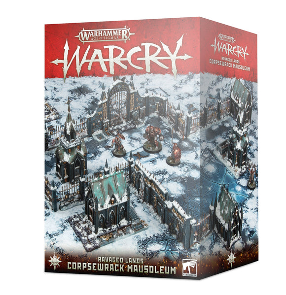 AGE OF SIGMAR: WARCRY: CORPSEWRACK MAUSOLEUM
