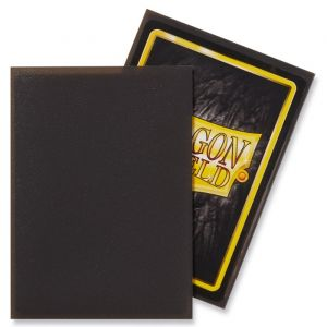 Dragon Shield 100 Standard Size Sleeves - Slate Matte