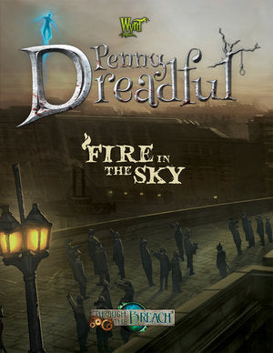 Penny Dreadful: Fire in the Sky