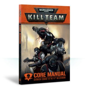 WH40K: KILL TEAM CORE MANUAL (ENGLISH)