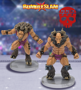 Goatman Brawler & Goatman Grappler