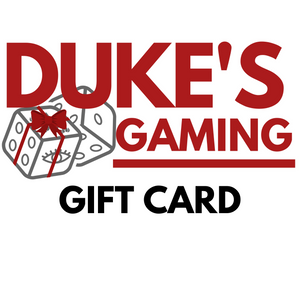 Duke's Gaming Gift Card