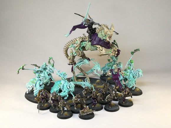 Pre-Painted - Warhammer Age of Sigmar: Start Collecting! Skeleton Horde