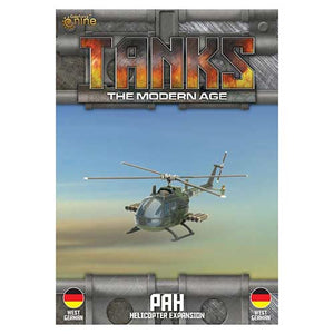TANKS: The Modern Age: German PAH Helicopter Expansion