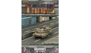 TANKS: The Modern Age US M1/M1A1/IPM1 Abrams Exp
