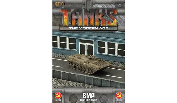 TANKS: The Modern Age Sov BMP-1/BMP-2