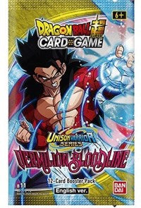 Dragon Ball Super CG: Booster Pack - Vermilion Bloodline (UW 02)