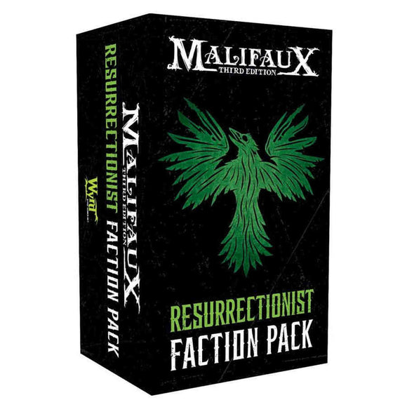 Resurrectionist Faction Pack (Full faction card pack)