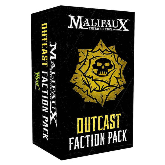 Outcast Faction Pack (Full faction card pack)