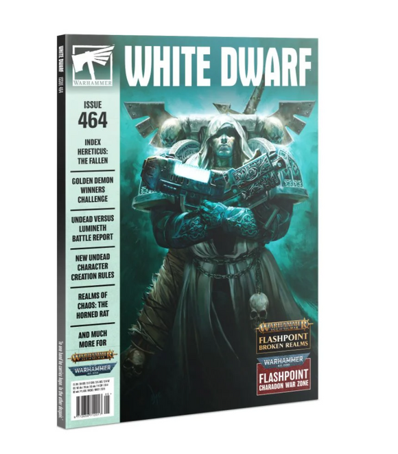 White Dwarf - Issue 464