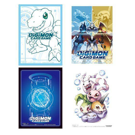 Digimon Card Game: Official Card Sleeves