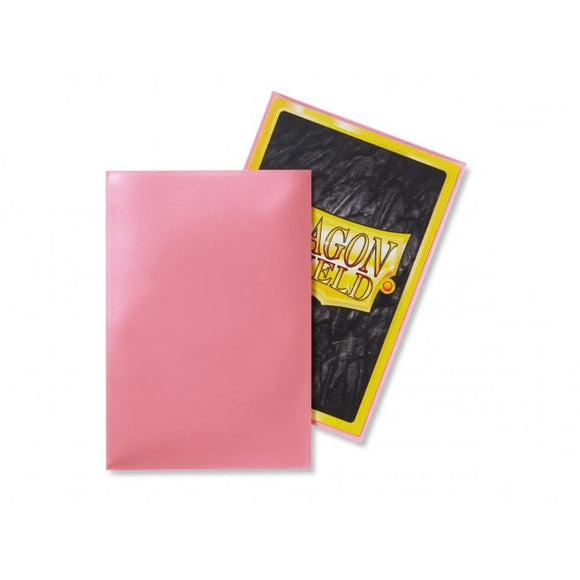 Dragon Shield 50 Standard Size Sleeves - Pink