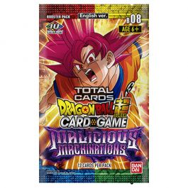 Dragonball Super Card Game: Themed Booster - Malicious Machinations