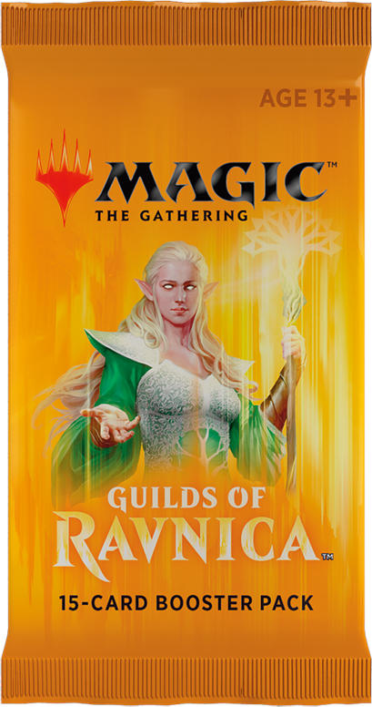 Magic The Gathering: Guilds of Ravnica 15 Card Booster Pack