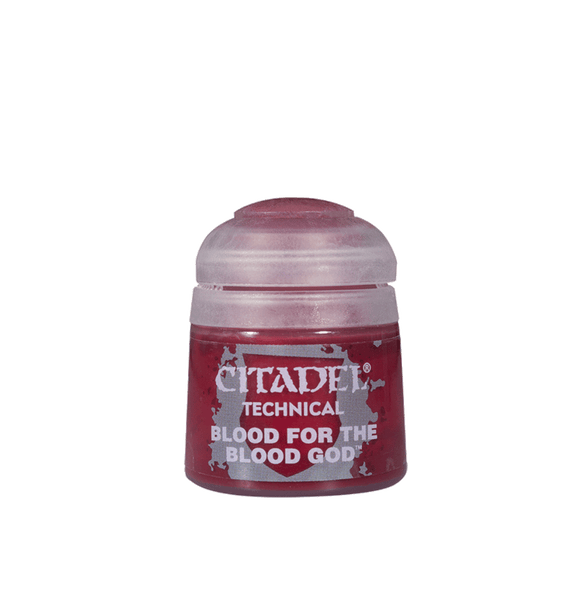 Citadel Paint: Technical: Blood for the Blood God