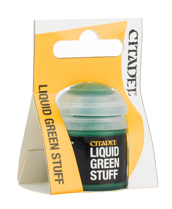 CITADEL PAINTS: TECHNICAL: LIQUID GREEN STUFF