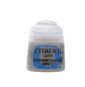 Citadel Paints: Layer: Administratum Grey
