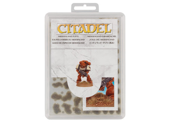 CITADEL TOOLS: MIDDENLAND TUFTS