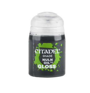 CITADEL PAINTS: SHADE: NULN OIL GLOSS