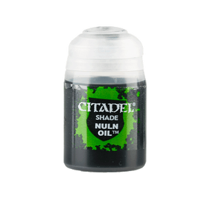 Citadel Paint: Shade: Nuln Oil
