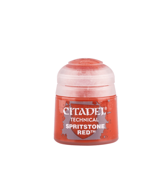 Citadel Paint: Technical: Spiritstone Red