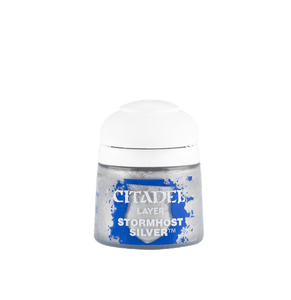 CITADEL PAINTS: LAYER: STORMHOST SILVER (12ML)