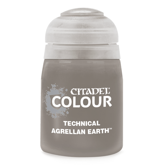 Citadel Paints: Technical: Agrellan Earth