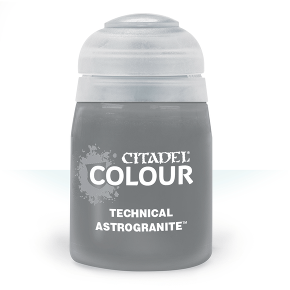 Citadel Paint: Technical: Astrogranite