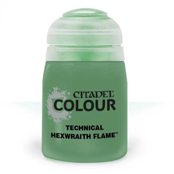 CITADEL PAINTS: TECHNICAL: HEXWRAITH FLAME