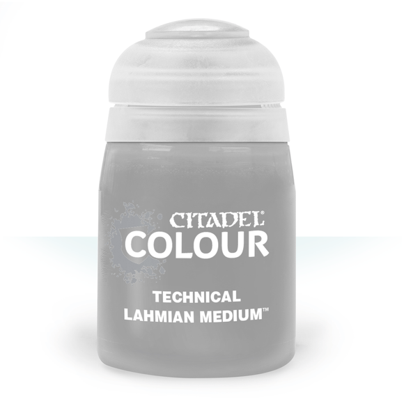 CITADEL PAINTS: TECHNICAL: LAHMIAN MEDIUM