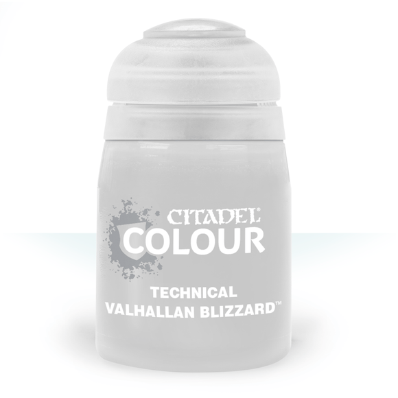 Citadel Paint Technical Valhallan Blizard