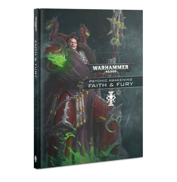 WARHAMMER 40,000: PSYCHIC AWAKENING: FAITH & FURY