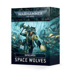 Warhammer 40,000: Datacards: Space Wolves