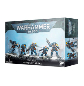 Warhammer 40,000: Space Wolves: Hounds of Morkai
