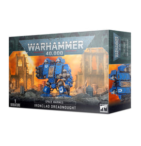 WARHAMMER 40,000: SPACE MARINES: IRONCLAD DREADNOUGHT
