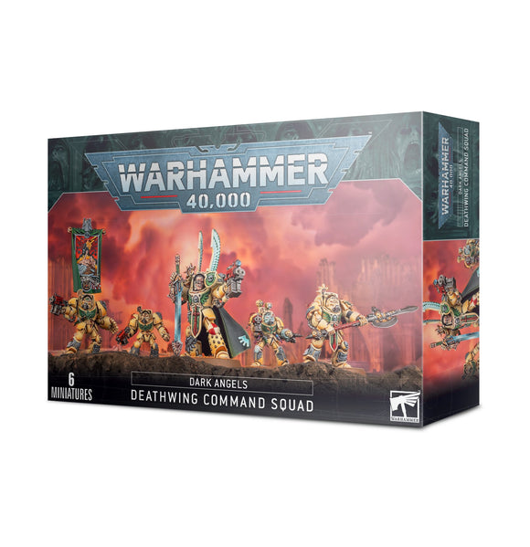 Warhammer 40,000: Dark Angels: Deathwing Command Squad