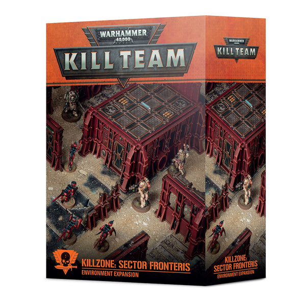 Warhammer 40,000: Kill Zone: Sector Fronteris