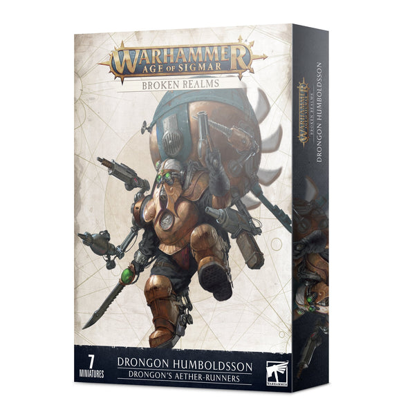 Age of Sigmar: Broken Realms: Drongon's Aether-Runners