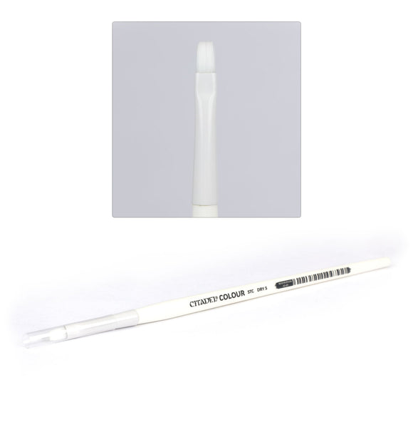 Synthetic Dry Brush Small